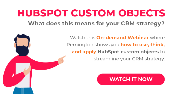 HubSpot Custom Objects