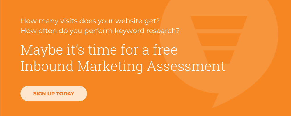 Request a Marketing Assessment