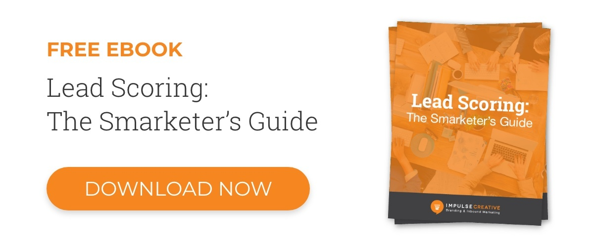 Marketers Guide to Lead Scoring