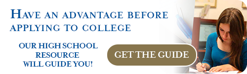Make the most of your high school years to get accepted into college- The high school resource guide will give you your best chance at being accepted into Patrick Henry College
