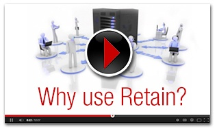why use retain unified archiving video link
