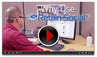 Why Use Retain Social Video Link