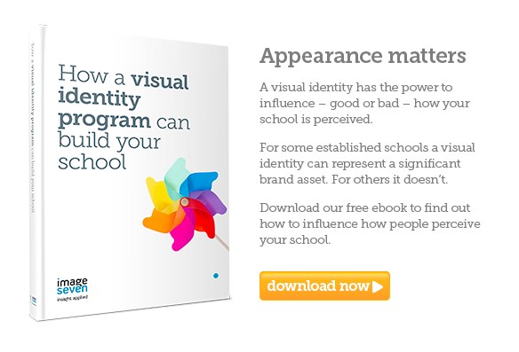 Visual identity progarm for schools