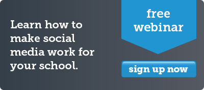 How to make social media work for your school slide in
