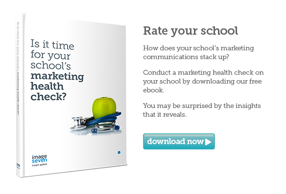 School marketing health check