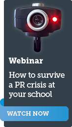 How to survive a public relations crisis at your school