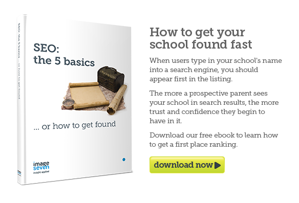 SEO - the 5 basics