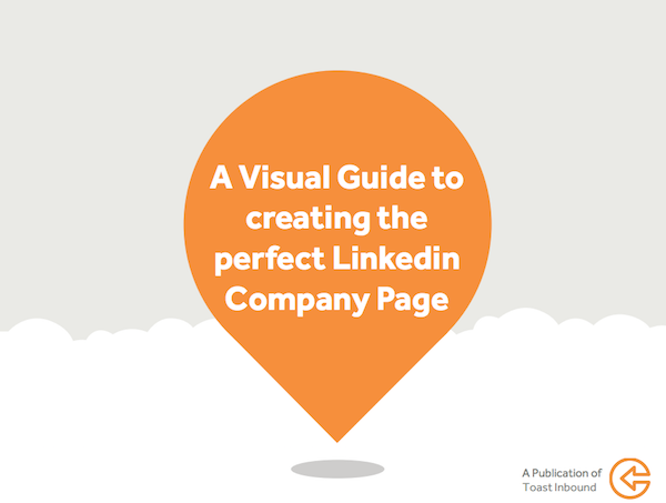 Step by step guide to creating a linkedin company page