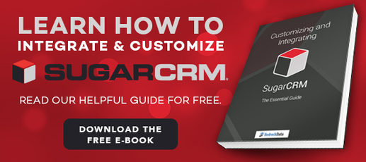 integrating customizing implementing sugarcrm