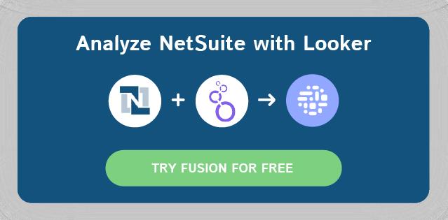 NetSuite-Looker