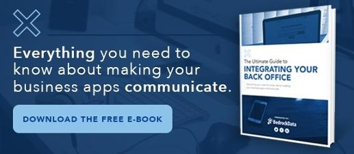 How to integrate your back office