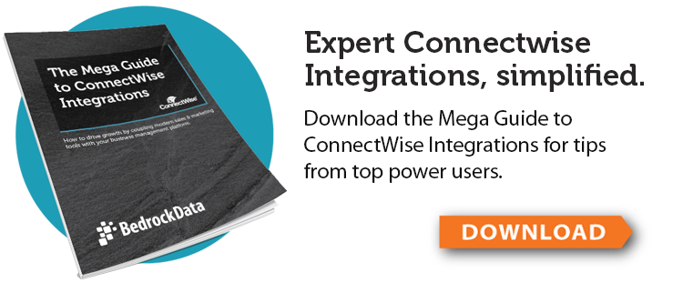 connectwise integrations