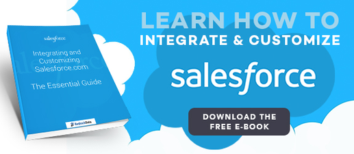 how to integrate salesforce.com