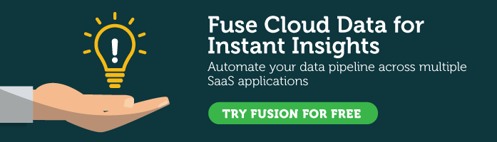Fuse Cloud Data for Instant Insights