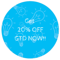 Get a 20% Discount on our upcoming Getting Things done Course