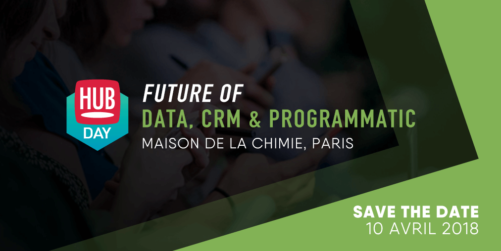 HUBDAY Data CRM Programmatic
