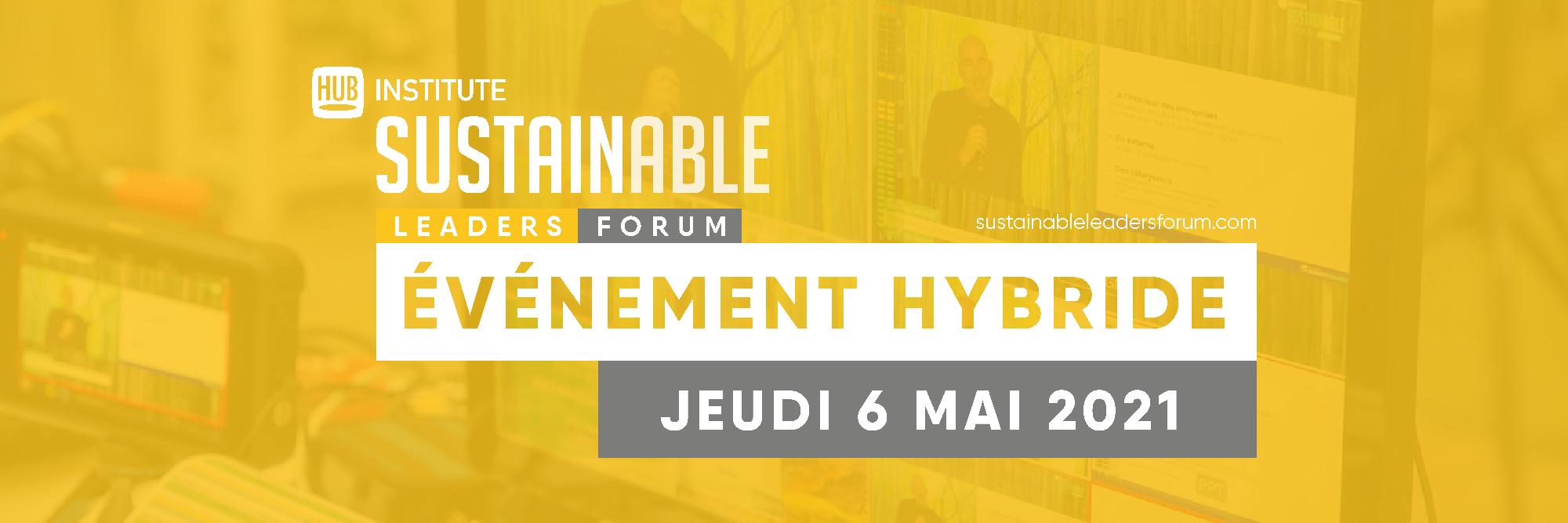 Sustainable Leaders Forum
