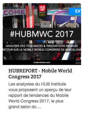 Report MWC 2017