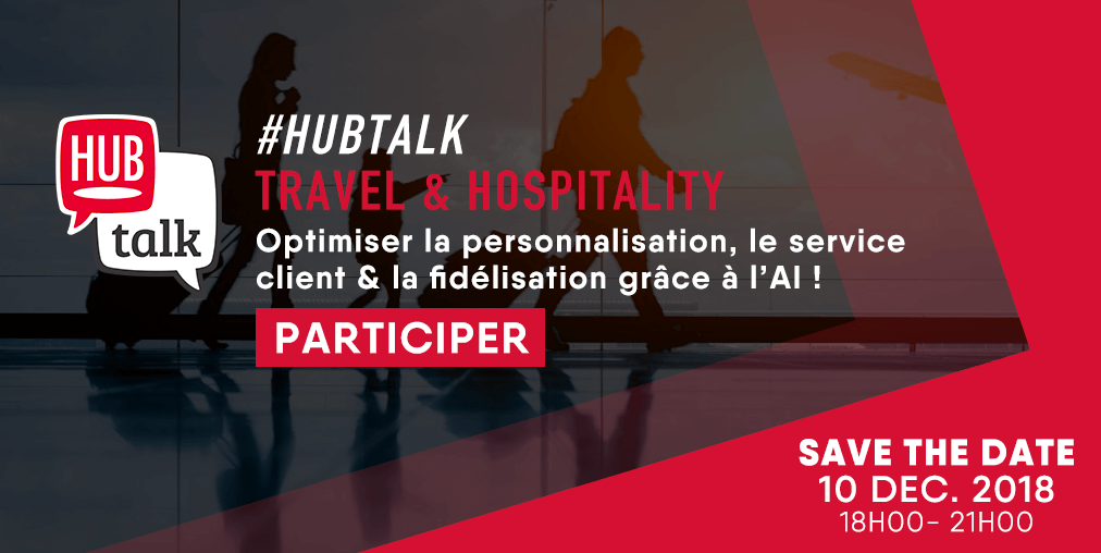 CTA HUBTALK Travel & Hospitality
