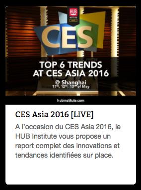 Report CES ASIA 2017