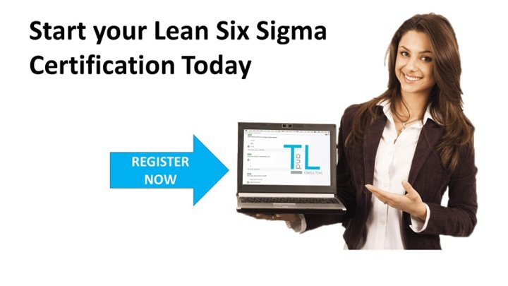 Lean Six Sigma Online Training