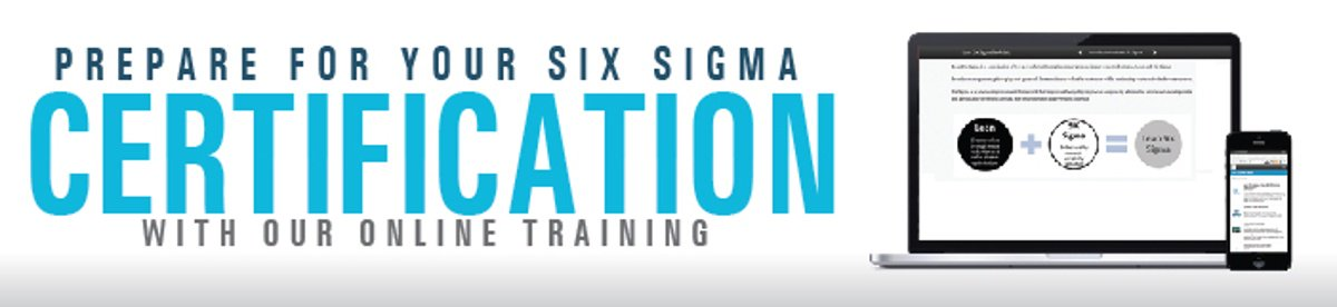 Prepare For Your Six Sigma Certification With Our Online Training