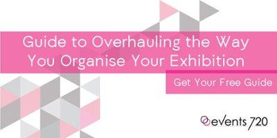organising an exhibition