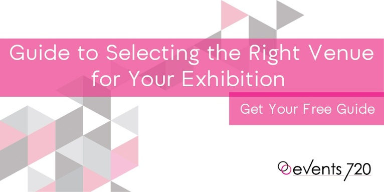 selecting the right venue for your exhibition