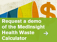 MedInsight Health Waste Calculator