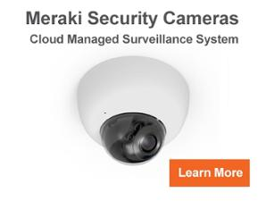 meraki security camera