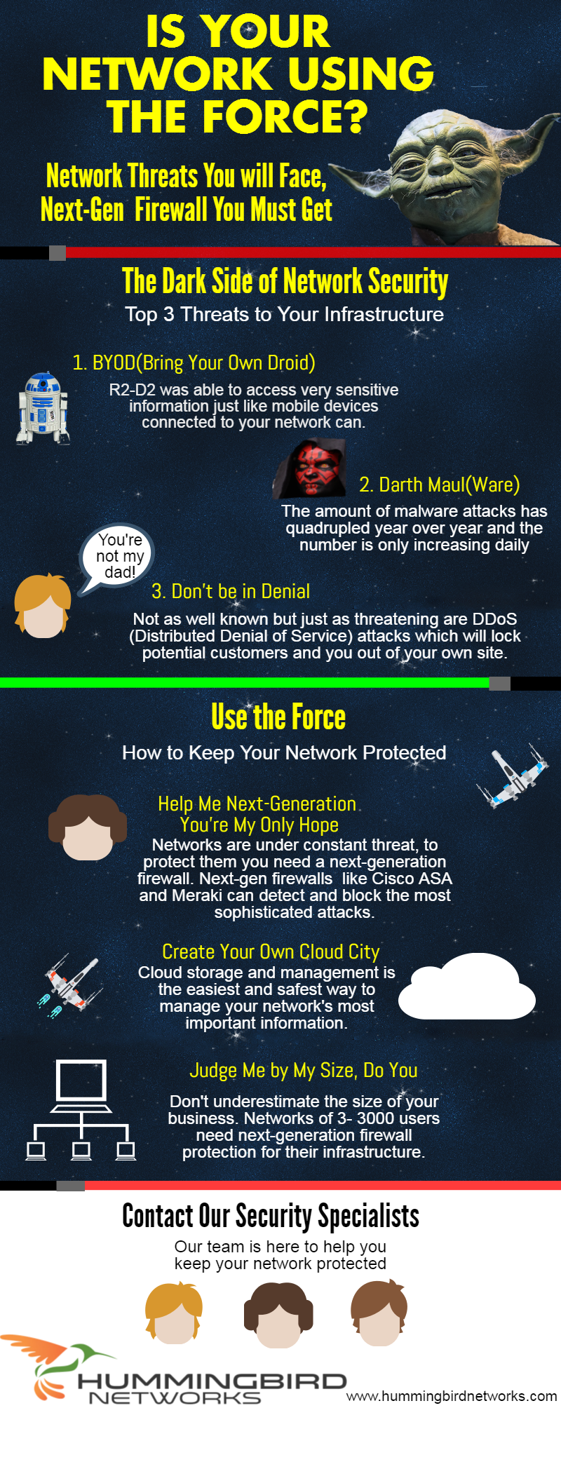 network security star wars