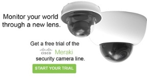 cisco meraki security camera free trial