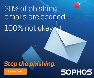 sophos phishing