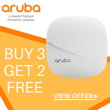 Aruba networking