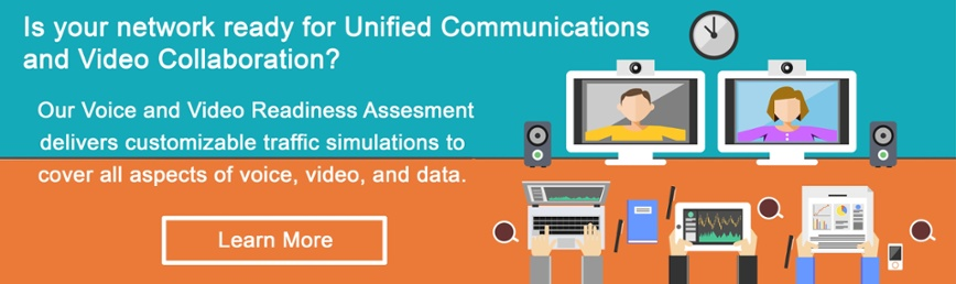 Voice and video readiness assesment