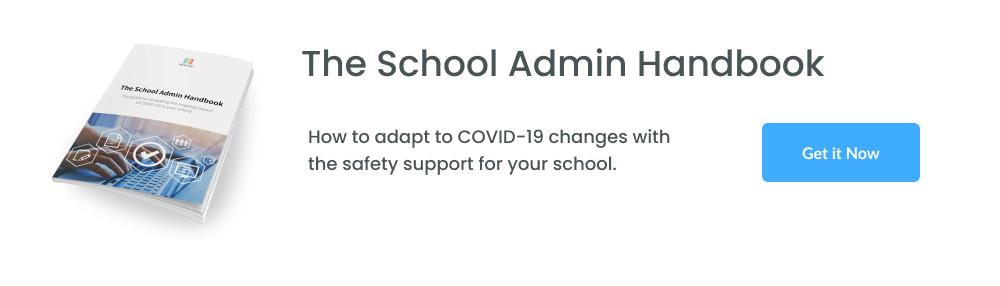 Admins Handbook - coping with covid