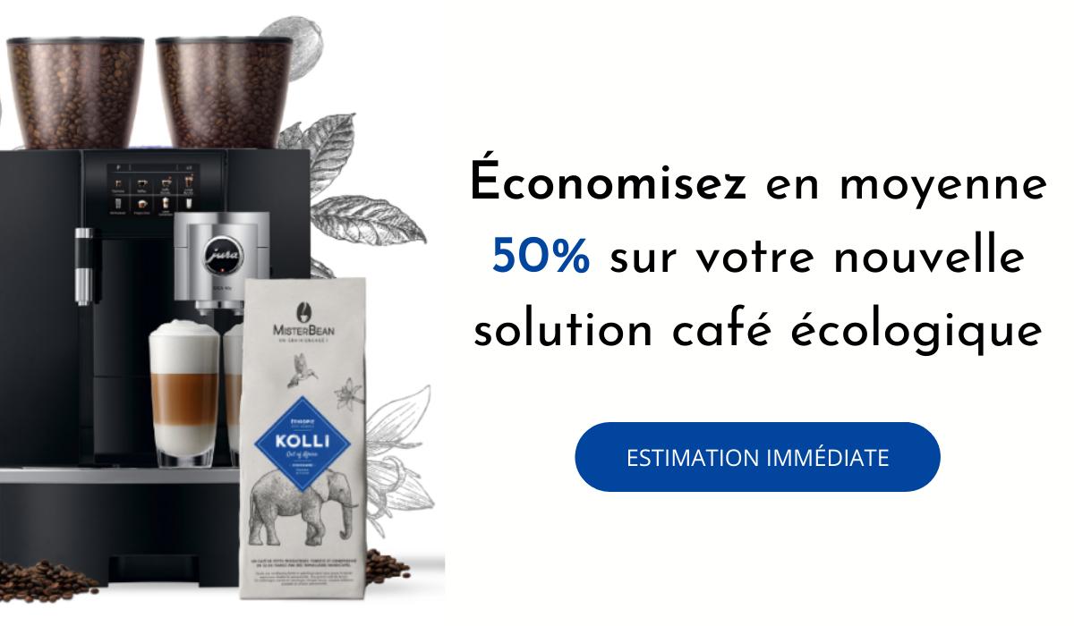 Solution café en entreprise