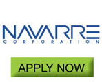 Apply for Navarre Distribution