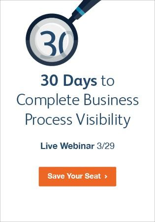 Webinar - Complete Business Process Visibility