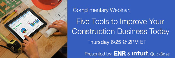 5 Tools to Improve Your Construction Business Today