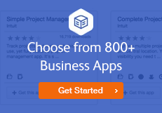 App Exchange - 800+ Business Apps