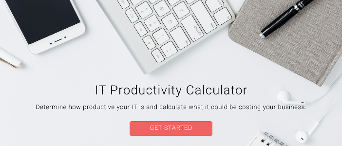 IT Productivity Calculator