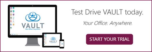 Test drive VAULT