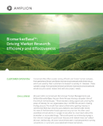 Conversant Bio Case Study Driving Market Research Efficiency and Effectiveness