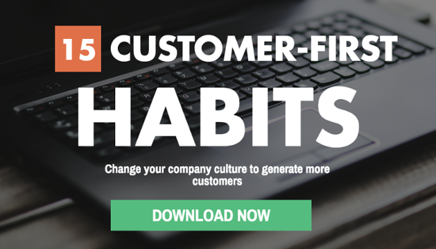 15 customer first habits download