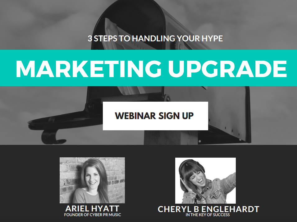 Cheryl B. Engelhardt - Handle Your Hype