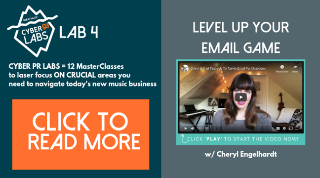Cyber PR Lab 4 - Level Up Your Email Game