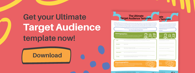 Ultimate Target Audience Template download