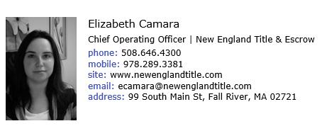 Elizabeth Camara | New England Title