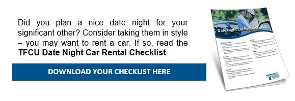 Download your TFCU Date Night Checklist